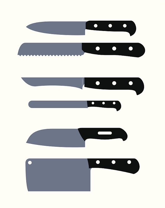 Save of the Day: Sharpen your cooking with these knives
