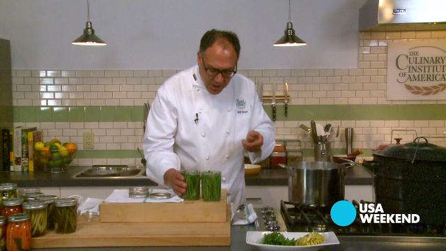 Chef Bill: Canning pickled green beans