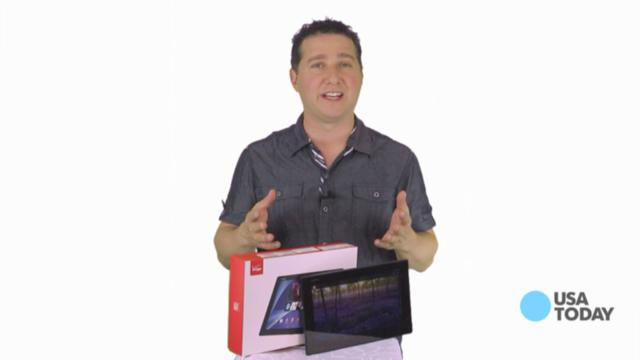 Back to school: Close up with Sony tablet, Acer 2-in-1