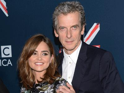 New 'Doctor Who' gets a New York welcome
