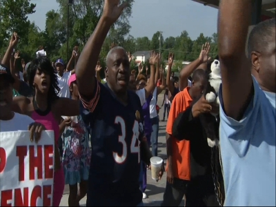 New details spark outrage in Ferguson