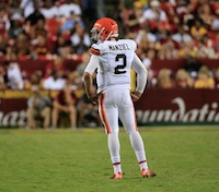 Manziel's lack of composure likely played into QB decision