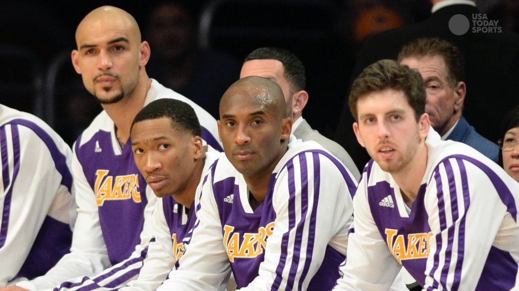 Where the Lakers starting five ranks