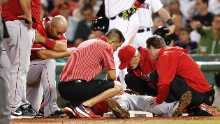 Richards' Loss Devastating Blow to Angels