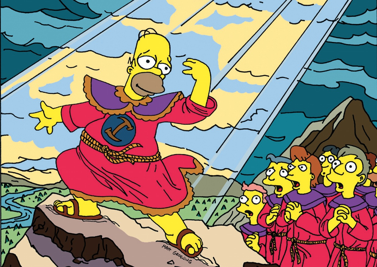 Why you should watch #EverySimpsonsEver