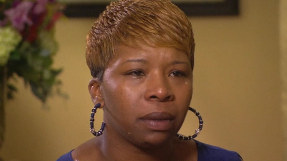 Michael Brown's mother: