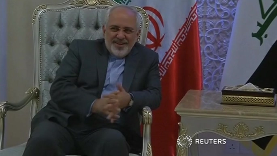 Iraq urges action against Islamic State, Iran vows solidarity