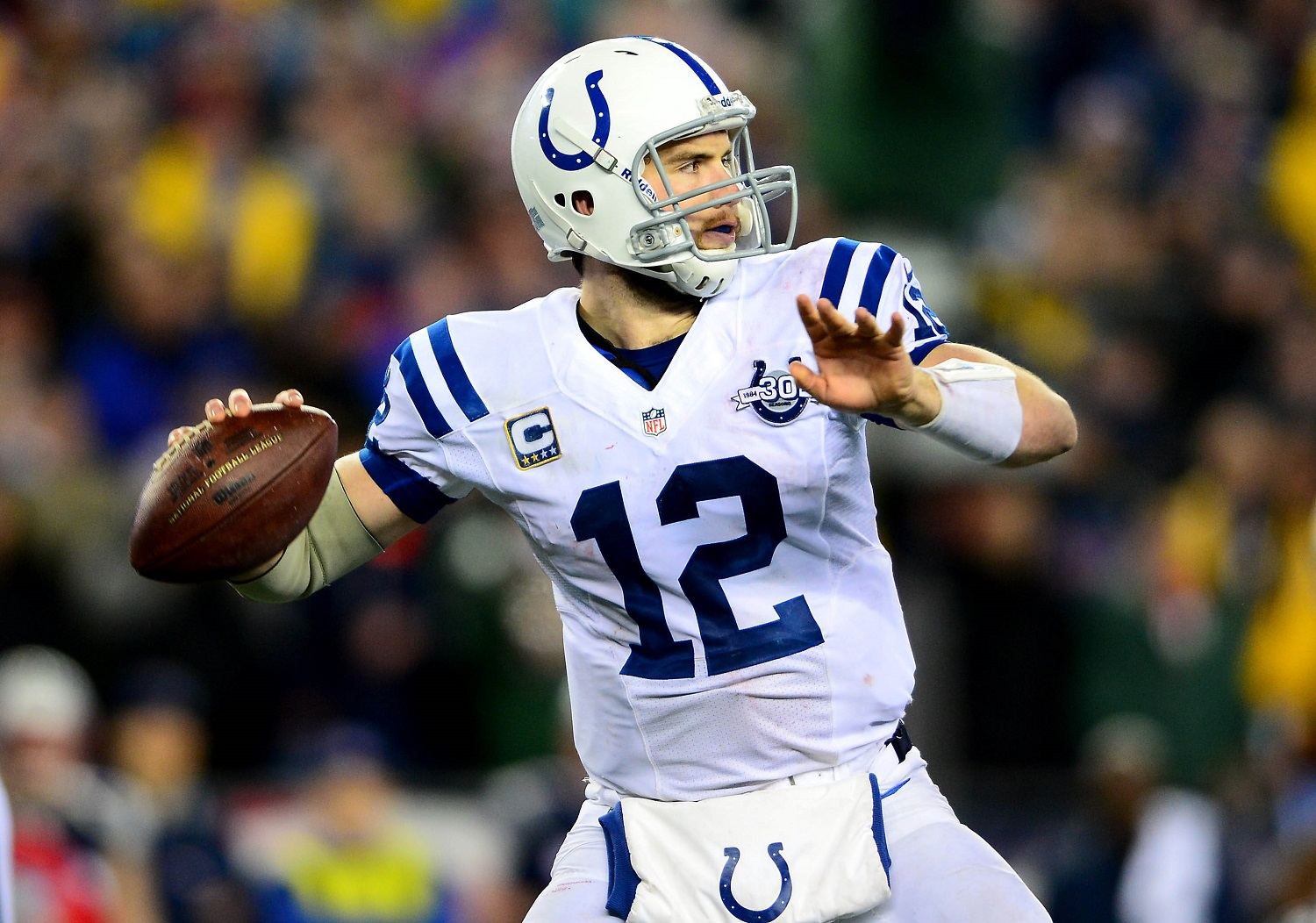 AFC South preview: Colts the favorite in weak division