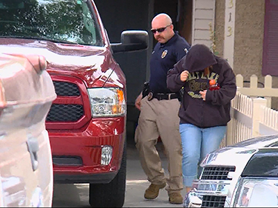 Baby Found In Trash Can, Mom Arrested