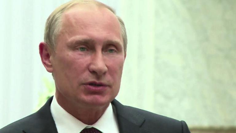 Putin says troops may have crossed into Ukraine during patrol