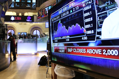 S&P 500's popularity deficit