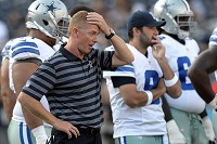 NFC East preview: Garrett on the hot seat in Dallas
