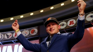 Manziel among four AFC players to watch this season