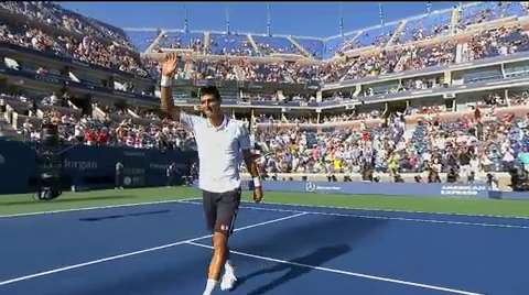 Tennis Channel Court Report: Novak Djokovic advances