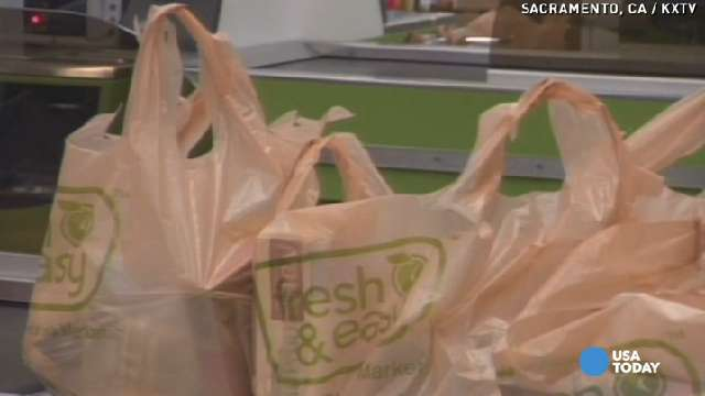 Ban on plastic bags passed by California Assembly