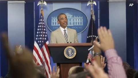 #tansuit lights up Twitter, but what did Obama say? | USA NOW
