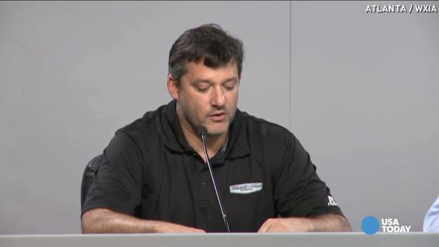 Tony Stewart: Accident 'will affect my life forever'