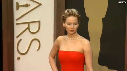 Jennifer Lawrence nude pictures leaked | USA NOW