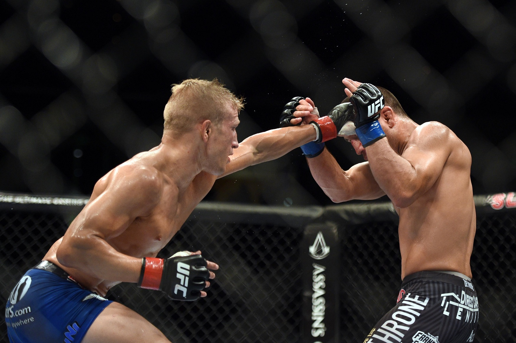 The problem with UFC relying on overachievers