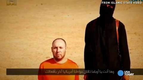 Steven Sotloff beheaded in new Islamic State video