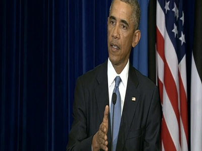 Obama: US to 'bring justice' to militants