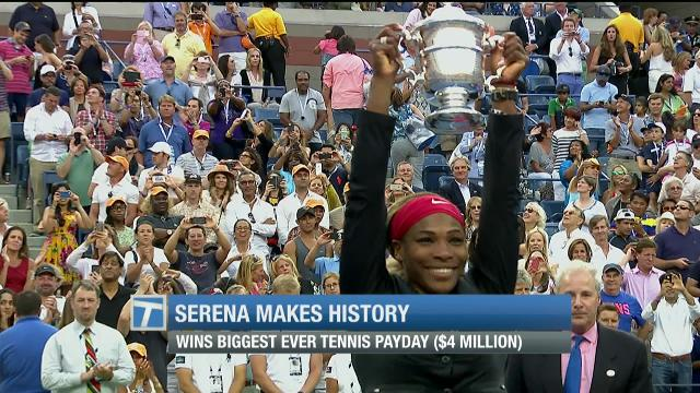 Tennis Channel Court Report: Serena claims another title