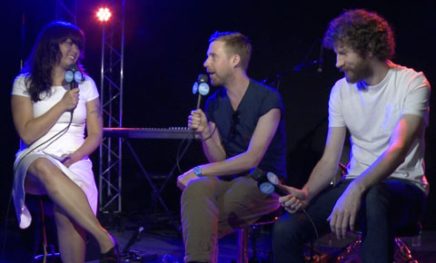 StudioA: Interview with Kaiser Chiefs