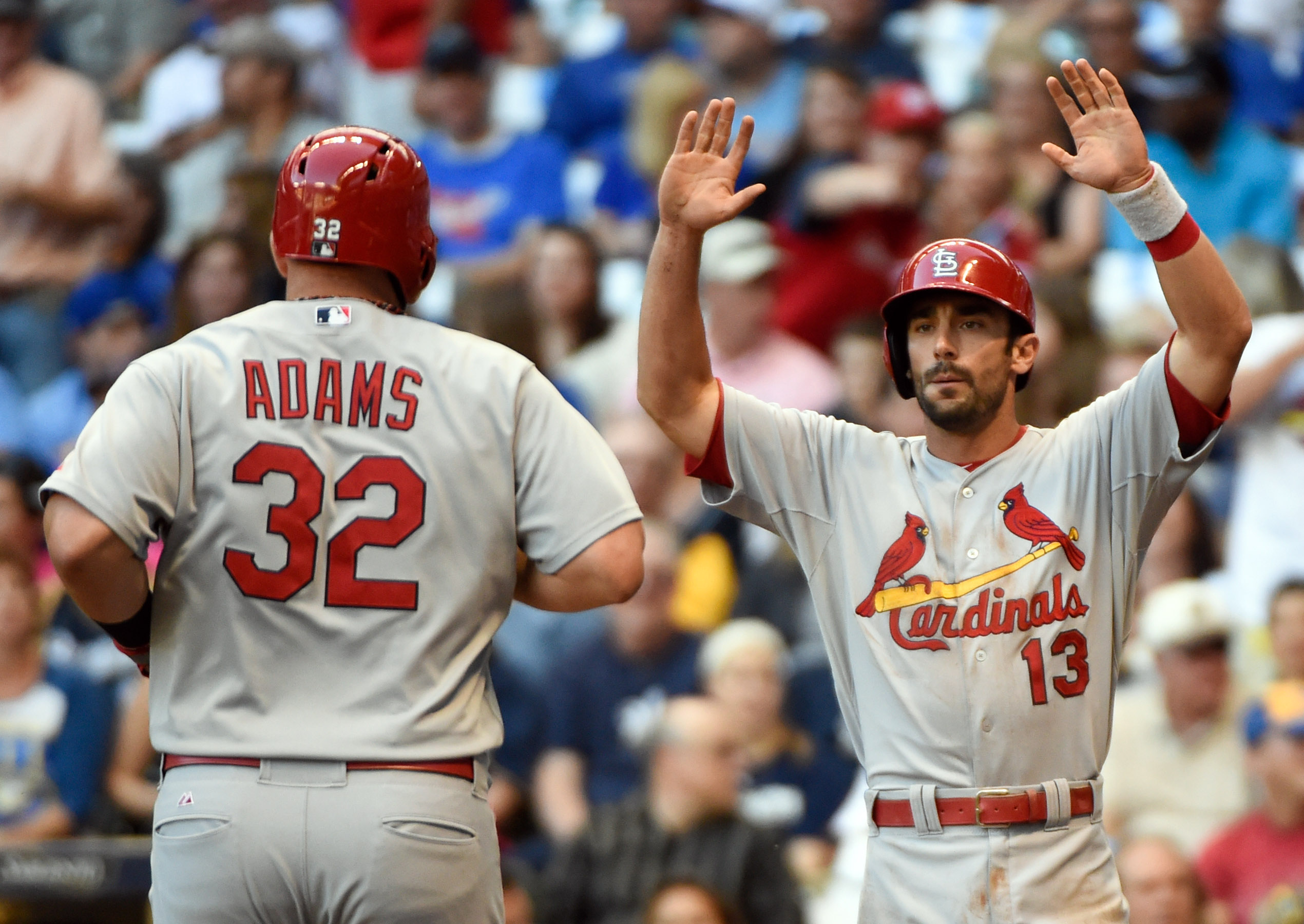 MLB Power Rankings: Cardinals make their move