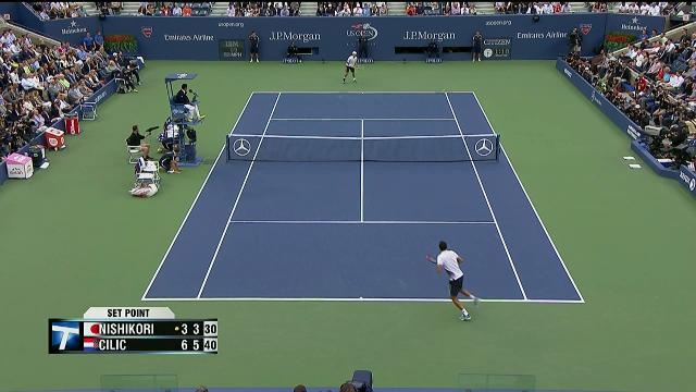 Tennis Channel Court Report: Marin Cilic wins U.S. Open