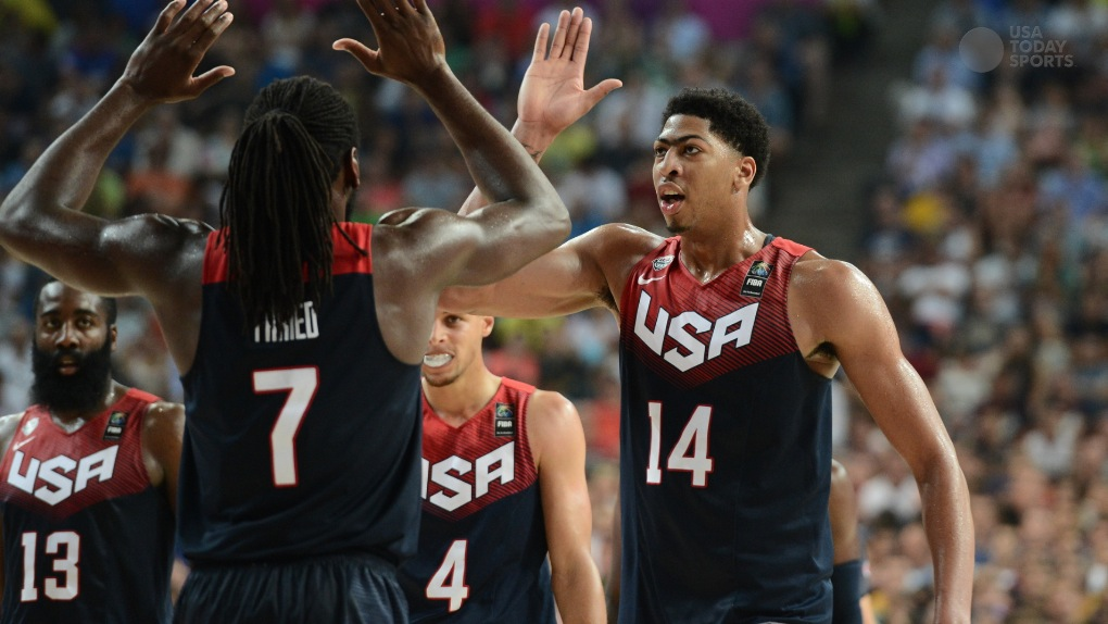 Team USA faces uphill battle in Spain