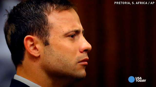 Oscar Pistorius convicted of 'culpable homicide'