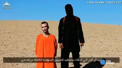 Islamic State releases new beheading video