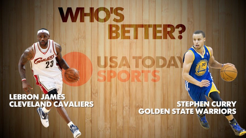 Who's the better offensive player: LeBron or Stephen Curry?