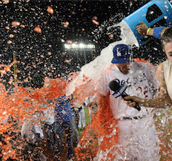 Kershaw makes Dodgers nearly unstoppable