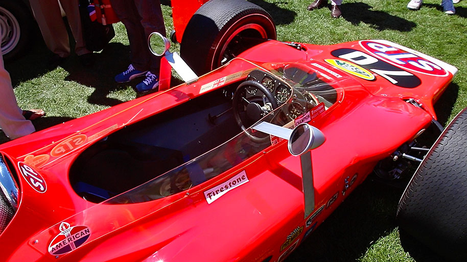 Just Cool Cars: This '68 turbine Indy racer made history