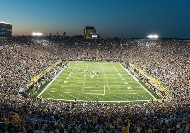 College football's toughest stadiums to play in