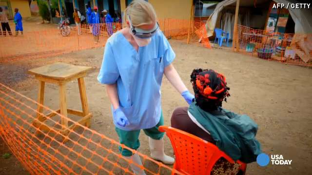 U.S. to take the lead in Ebola fight