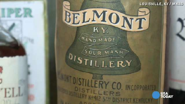 104-year-old bourbon to be opened