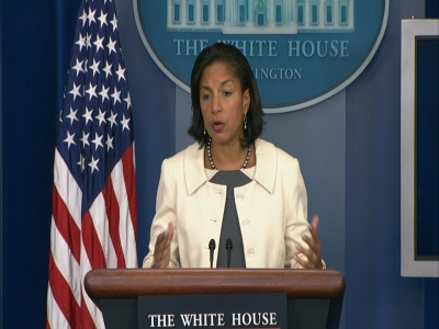 Rice expects Islamic State UN resolution to pass