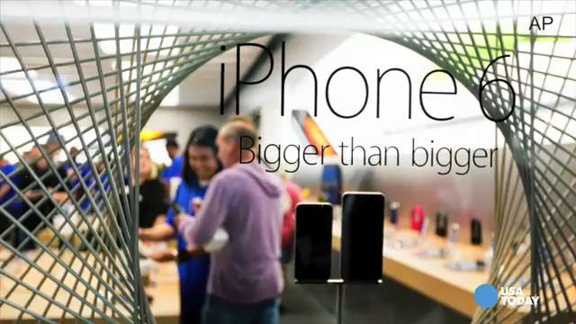 Record iPhone sales tip of the iceberg | USA NOW