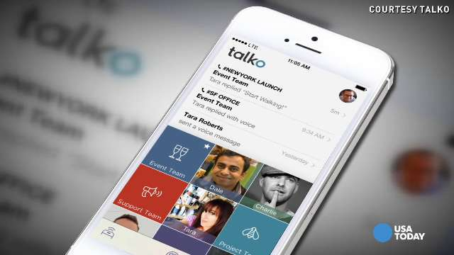 Talko, a new app from tech legend Ray Ozzie, allows groups to join in live or recorded conversation streams that allow for the inclusion of texts and photos as the chat unfolds.