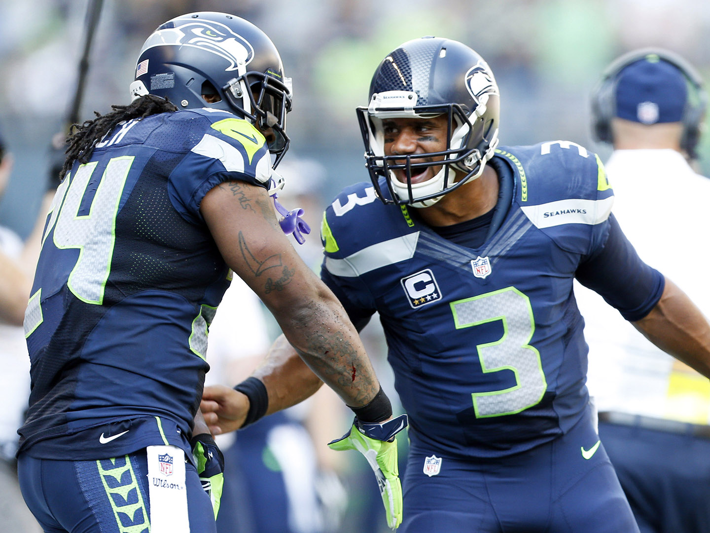 NFL power rankings: Seahawks return to top spot