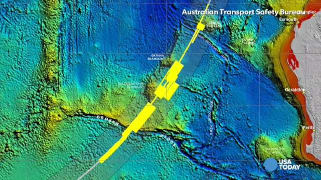 New search begins for Malaysia Airlines jet | USA NOW