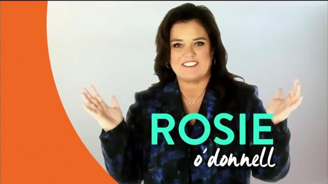 Rosie O Donnell 2014