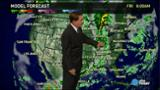 Thursday's forecast: Strong cold front heads East