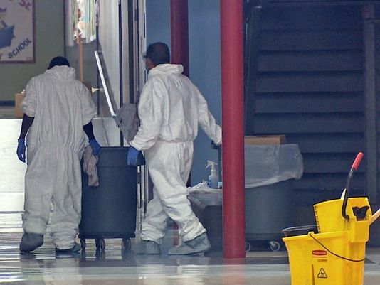 Ebola comes to community's backyard, scares residents