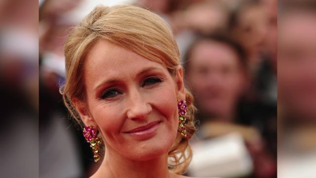 JK Rowling's mysterious anagram solved, internet can stop freaking out