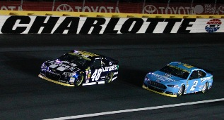 NASCAR hands down fines for Charlotte incident