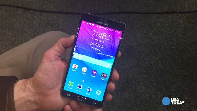 Review: Samsung Galaxy Note 4
