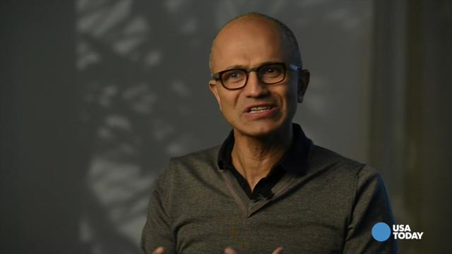 Microsoft CEO Nadella says his comments were 'wrong'